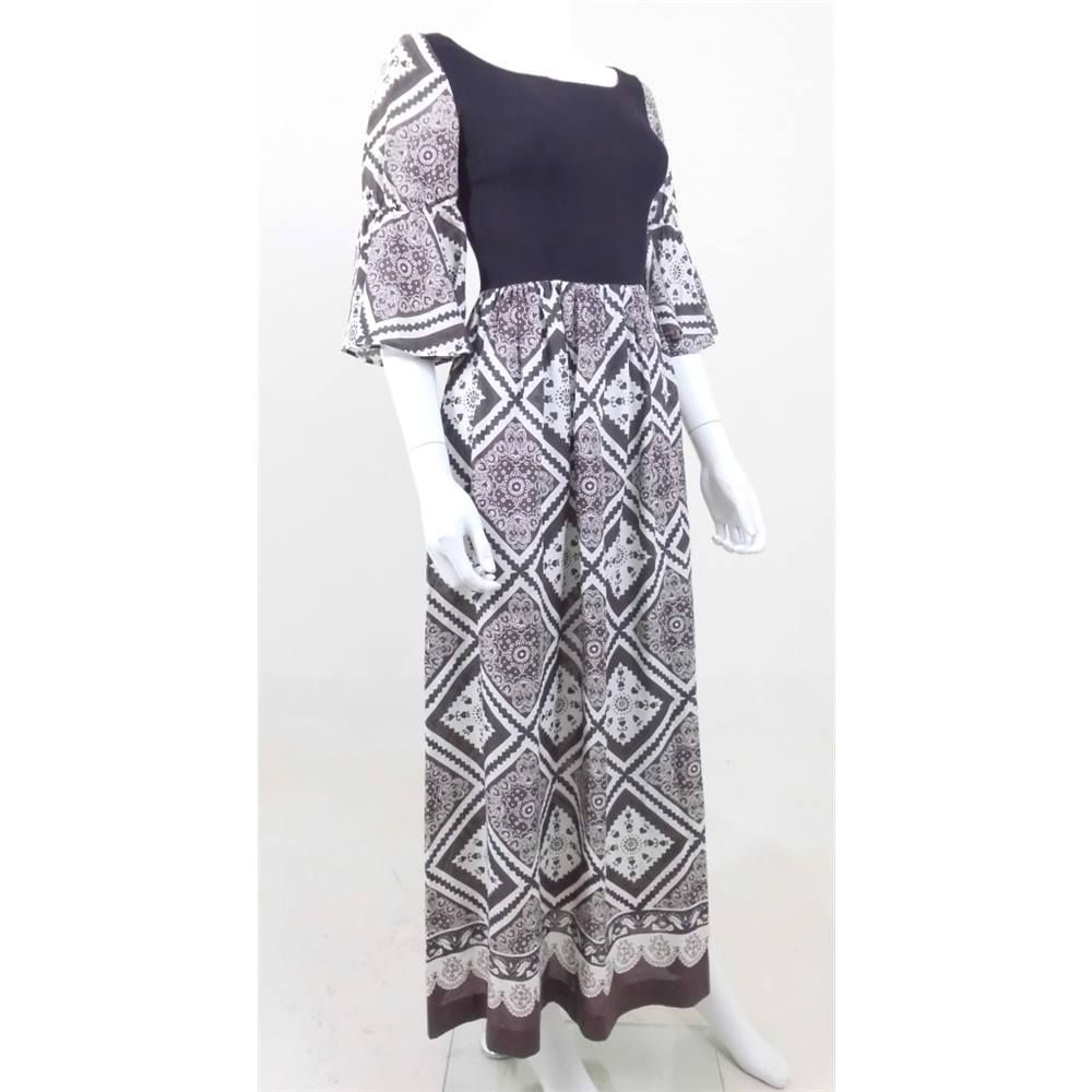 Size 8 maxi dress uk
