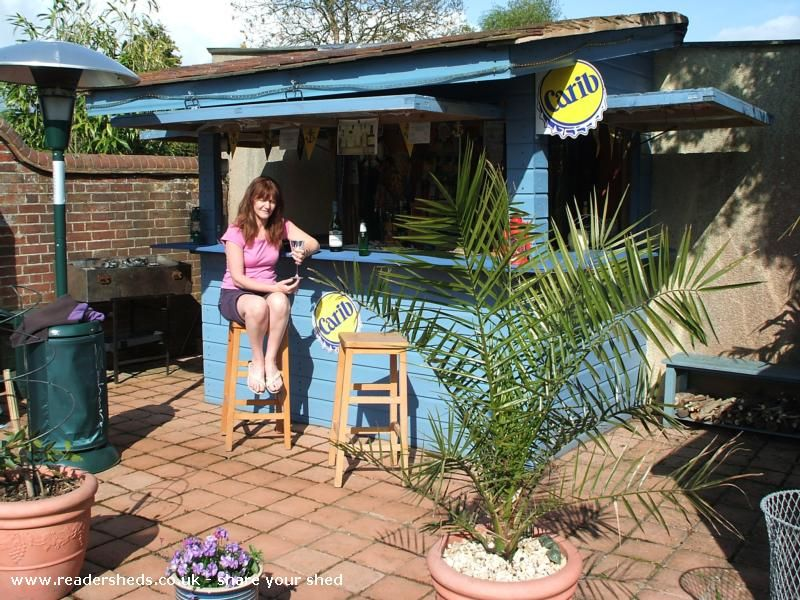 Garden Ideas 2014 Uk the rum shack is an entrant for shed of the year 2014 via