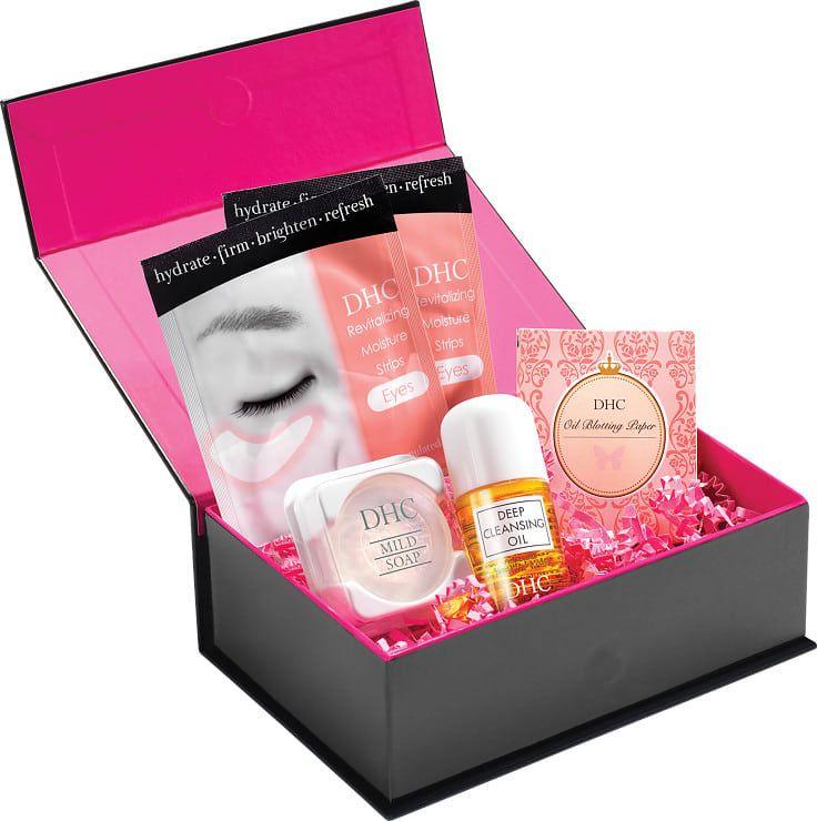 DHC Beauty Bento Gift Box