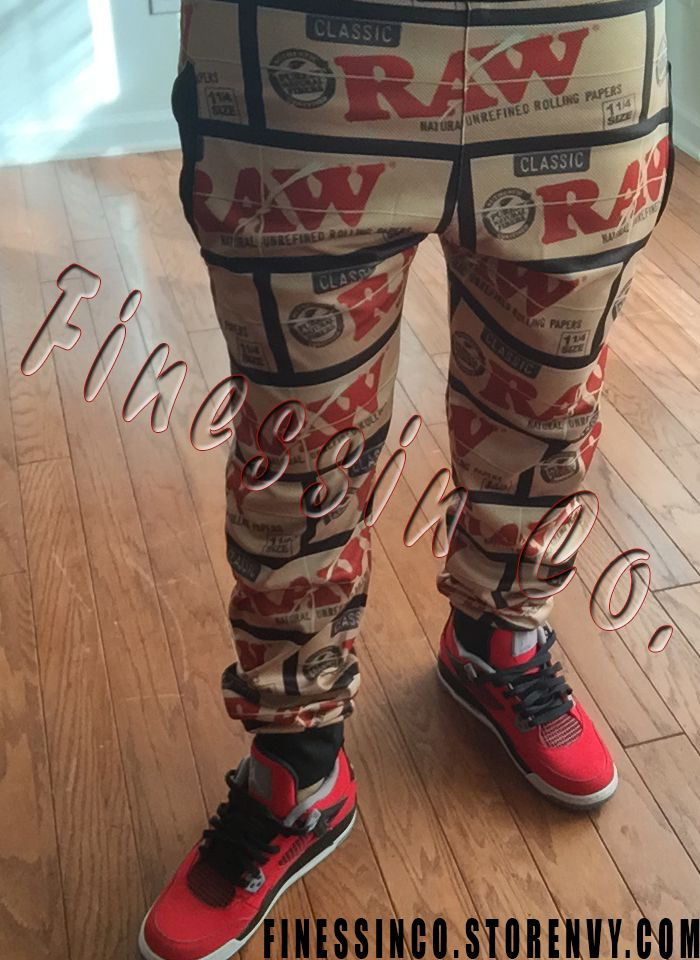 2233a030d6575 Raw Joggers | Things to wear | How to wear, Joggers, Fashion