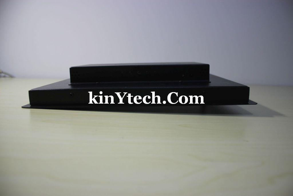 marine battery monitor industrial LCD display waterproof IP65