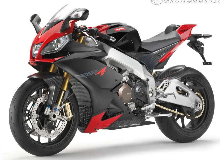 Aprilia RSV4 Sport Motorcycles - My new bike?