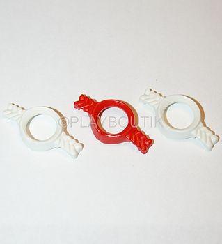 LOT DE 3 EPAULETTES #PLAYMOBILsoldat http://www.playboutik.com/achat-lot-de-3-epaulettes-playmobil-405906.html #PLAYBOUTIK