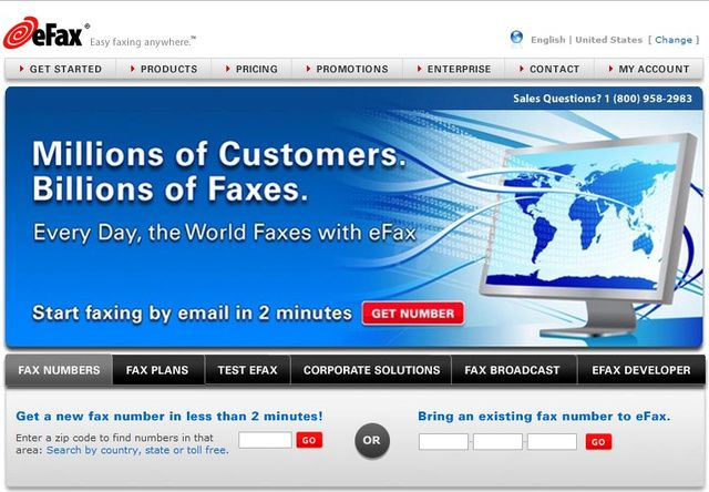Five Best Fax Services Get Number How To Plan Real Estate