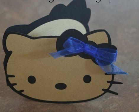 Invitaciones De Cumpleaños Hello Kitty Caseras Picture