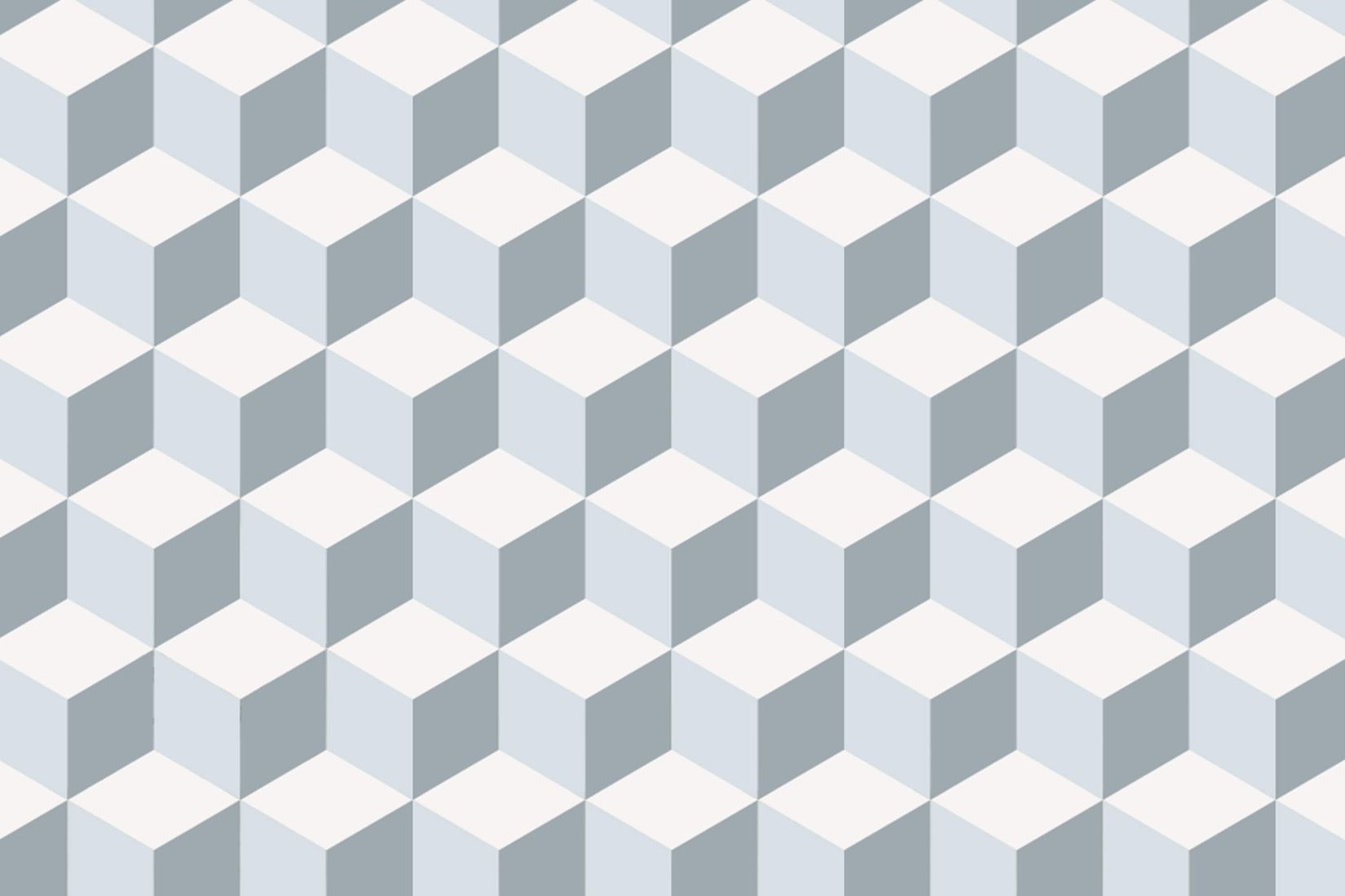 a1ff564968b44 Geometric 3D Cube Wallpaper Mural | Cube Pattern | MuralsWallpaper ...