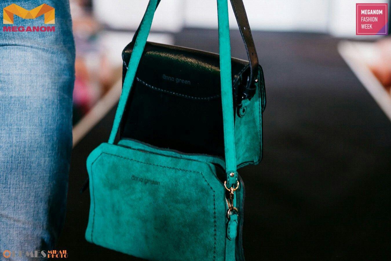 сумки ANNA GREEN