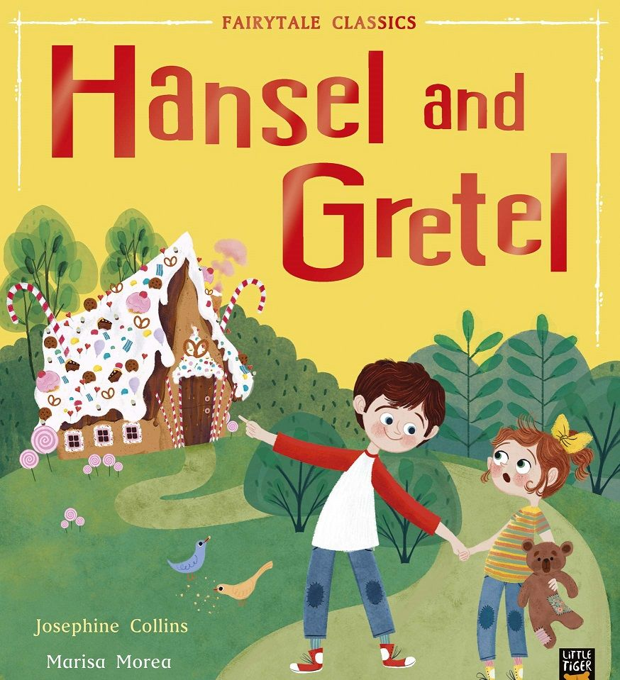 Three Little Pigs Hansel And Gretel Halloween 2020 Hansel and Gretel fairy tale | The Literary Link in 2020 | Fairy