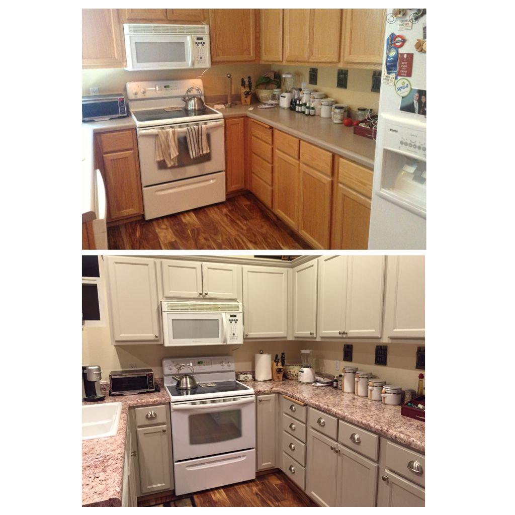 Oak Kitchen Cabinet Makeover: Pin On Kitchen Ideas