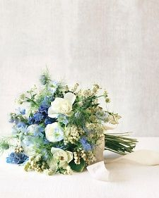 Marriage Material 10 Ideas For Using Canvas In Your Wedding Decor Blue Wedding Bouquet Wedding Bouquets Country Bouquet