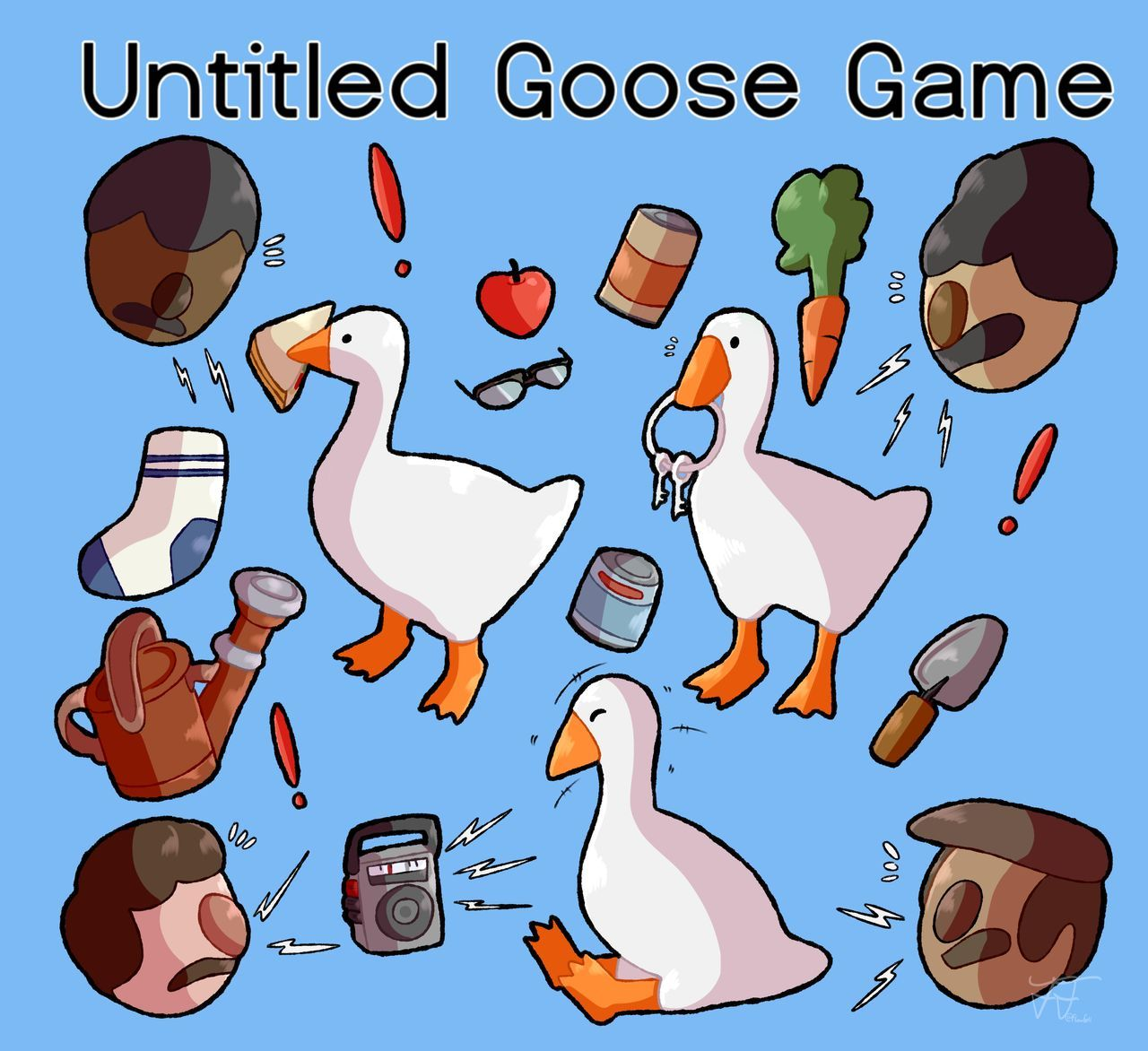Pin By Ruby On Aesthetic In 2020 With Images Goose Funny