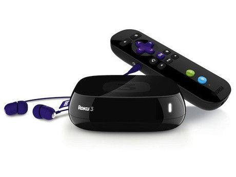 Roku 3 TV Streaming devices, Wireless