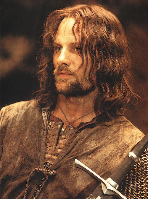 Middle Earth Aragorn Viggo Mortensen Lord Of The