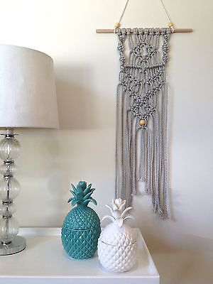 Modern Macrame Collection On Ebay