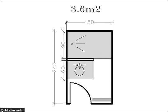 Httpsipinimgcomoriginalsddffcddffca - Plan d une salle de bain