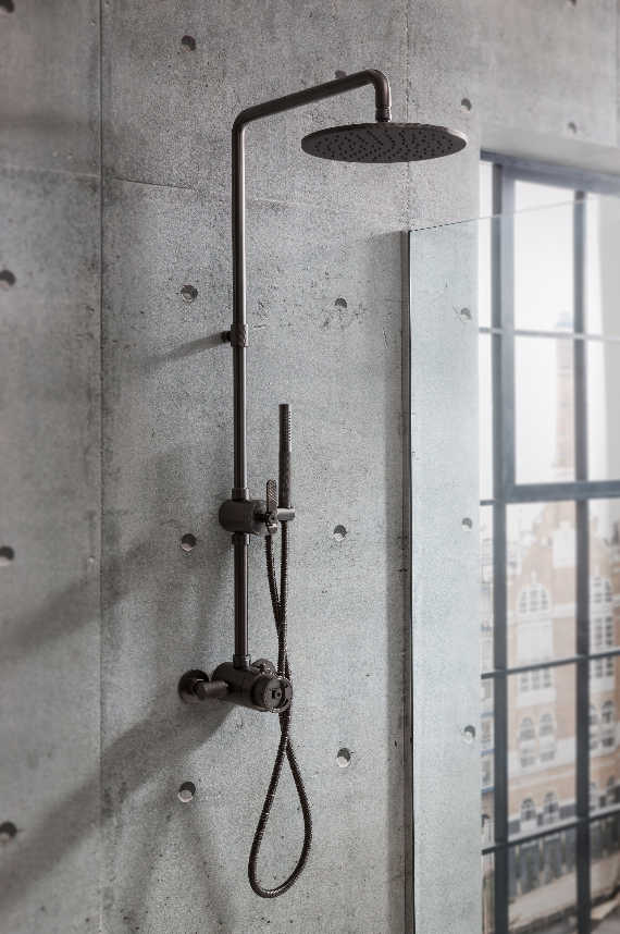 Shower In Style With Our New Collection Of Brassware Union