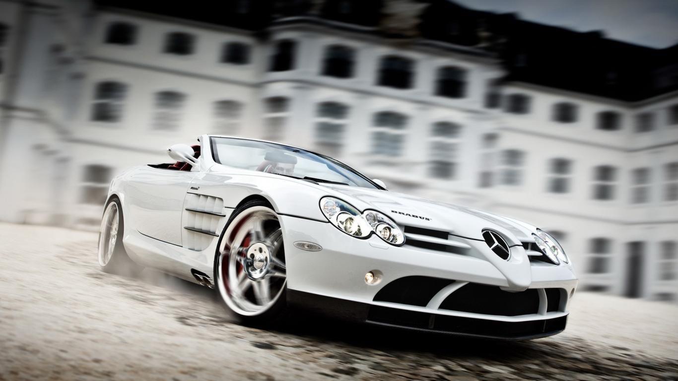 Mercedes Slr Mclaren Brabus Mercedes Slr Slr Mclaren Car Photos
