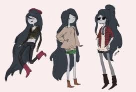 marceline's outfits