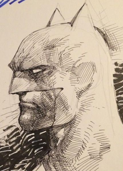 Batman By Jim Lee Comic Style Art Jim Lee Art Batman Illustration