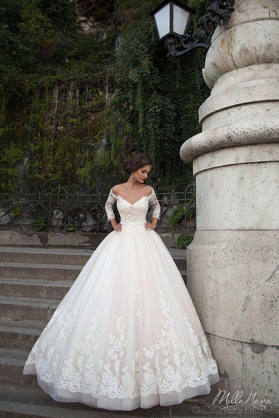 3c0783731d2 Свадебное платье Diona TM Millanova 2016