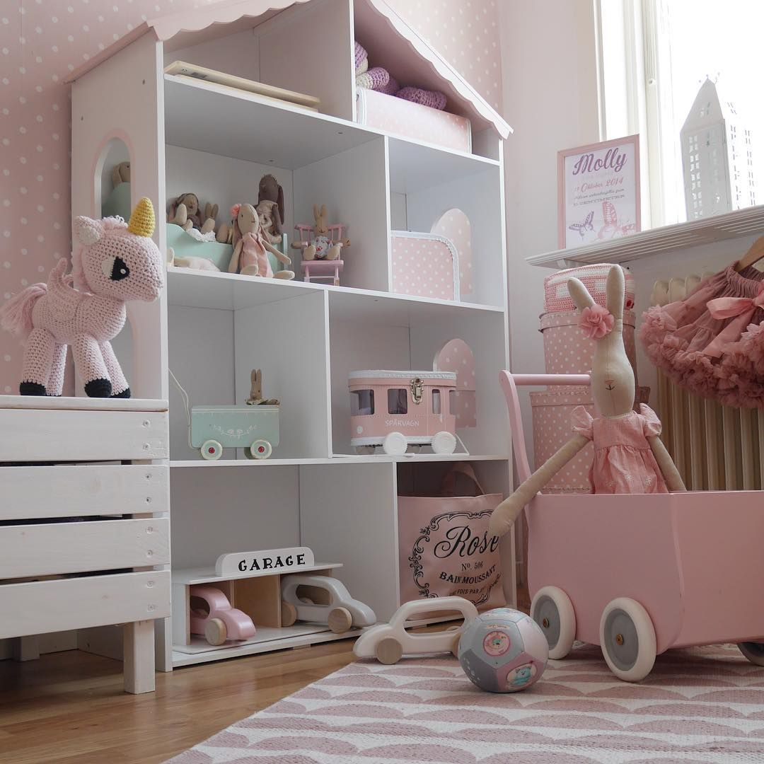 pin von elpi auf little girl 39 s room in 2018 pinterest kinderzimmer. Black Bedroom Furniture Sets. Home Design Ideas
