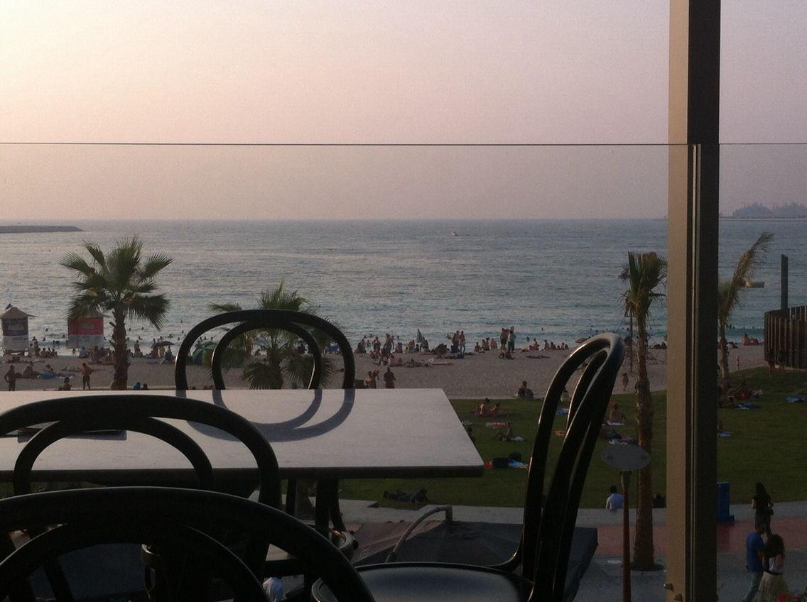 Coffee Break - Marina - The Beach