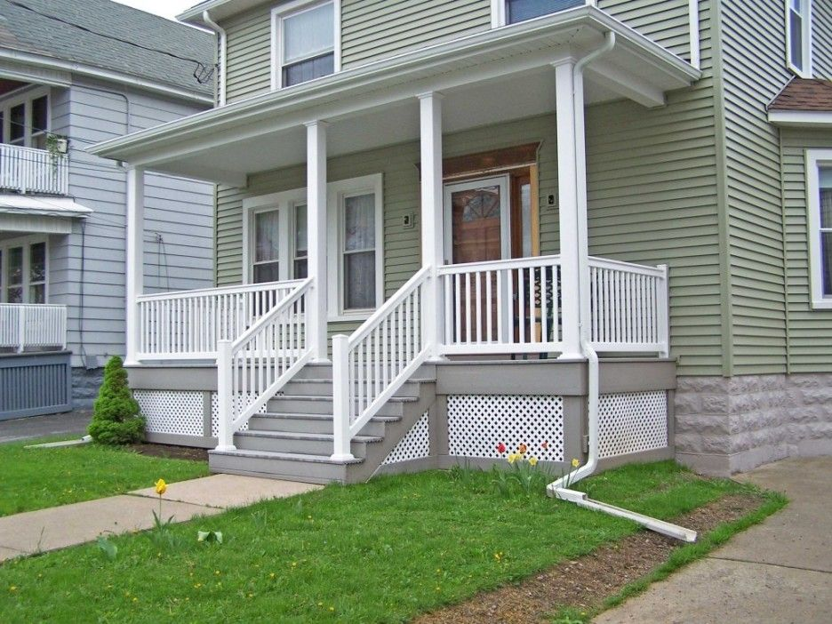 concrete front porch ideas & recommendation : heavenly image of