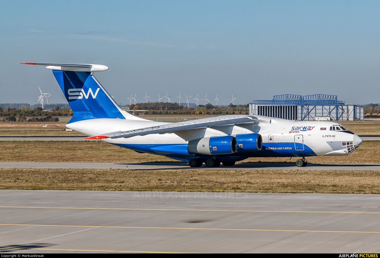 Silk Way Airlines Ilyushin Il76 (all models) photo by