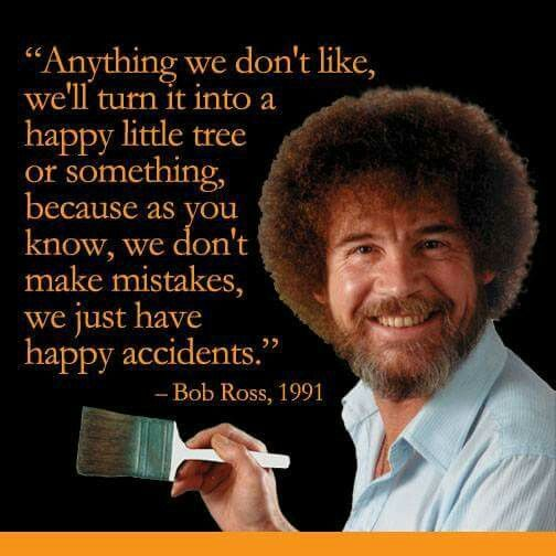 Bob Ross was an American painter, art instructor, and