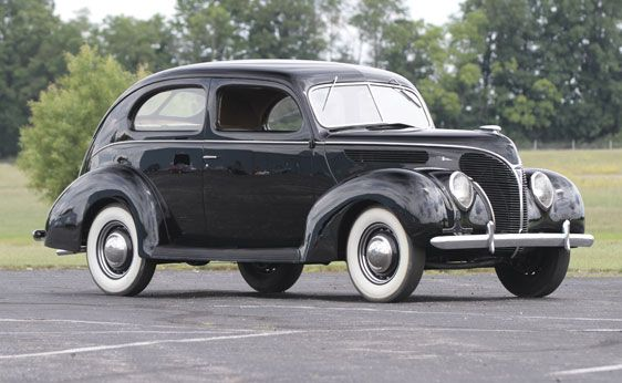 1938 Ford Deluxe Tudor Sedan With Images American Classic Cars
