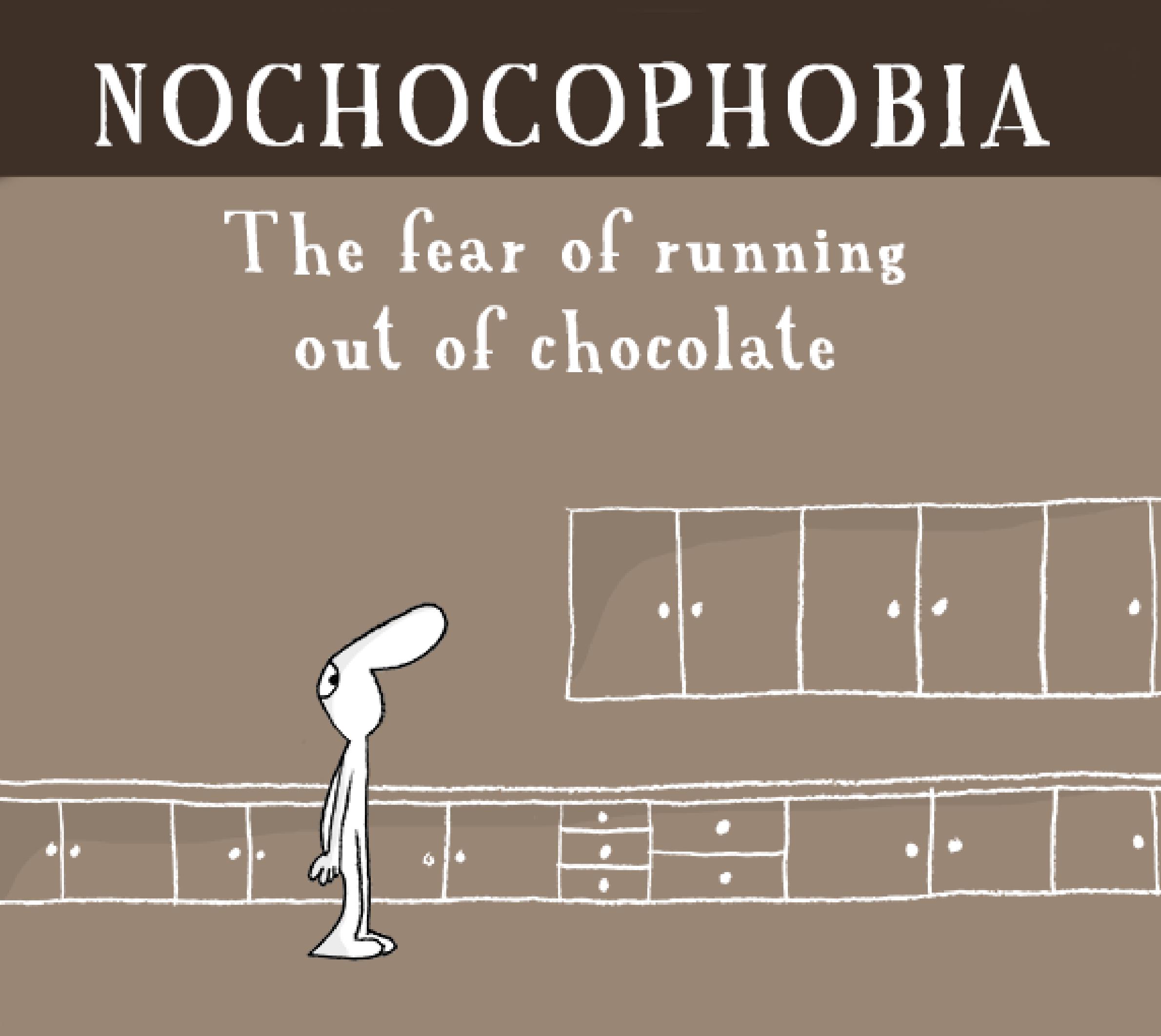 Nochocophobia Chocolate Quotes Chocolate Humor Chocolate Lovers Quotes