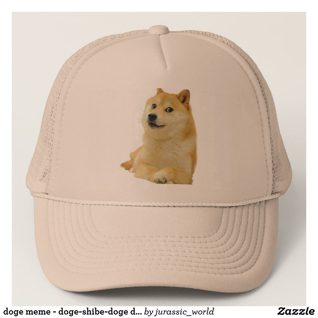 Doge Meme Doge Shibe Doge Dog Cute Doge Trucker Hat Zazzle Com Doge Dog Cute Doge Shibe Doge