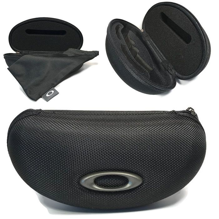 65a0fa3014fe OAKLEY Sunglasses Case ONLY w Microbag