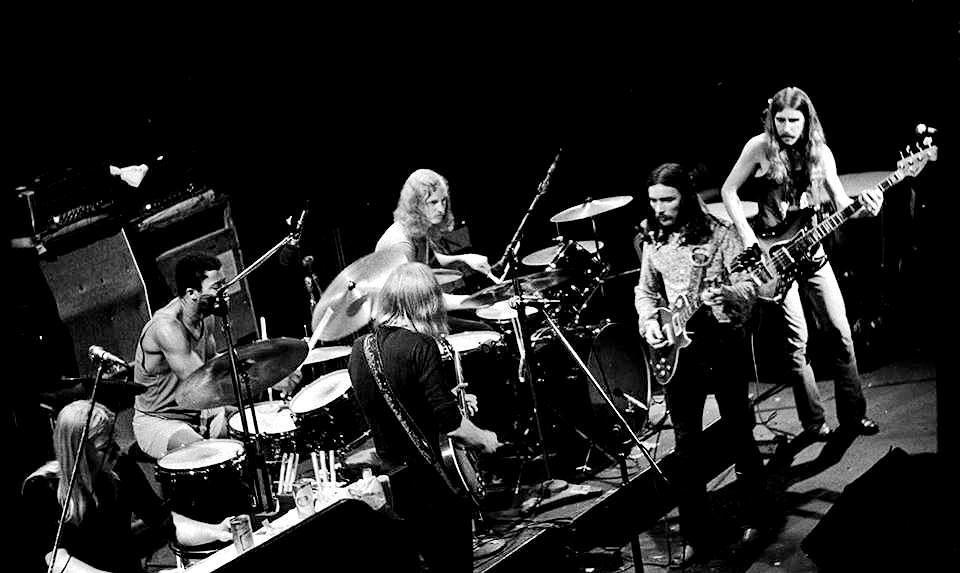 """Résultat de recherche d'images pour """"allman brothers band live 1976"""""""