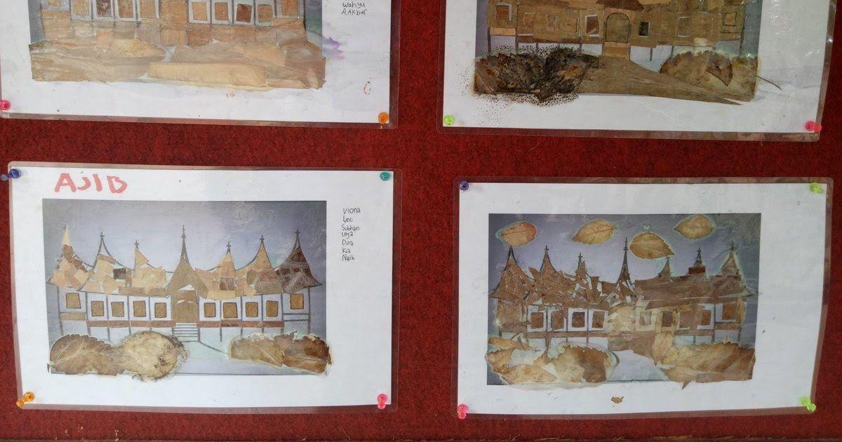 Kolase Rumah Joglo Gambar Rumah Adat Untuk Kolase Rumah Adat Indonesia Download Videos Matching Miniatur Rumah Dari Batang Korek A Frame Home Decor Decor