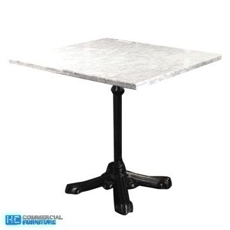 Nice Marble Square Table | HC Commercial Furniture