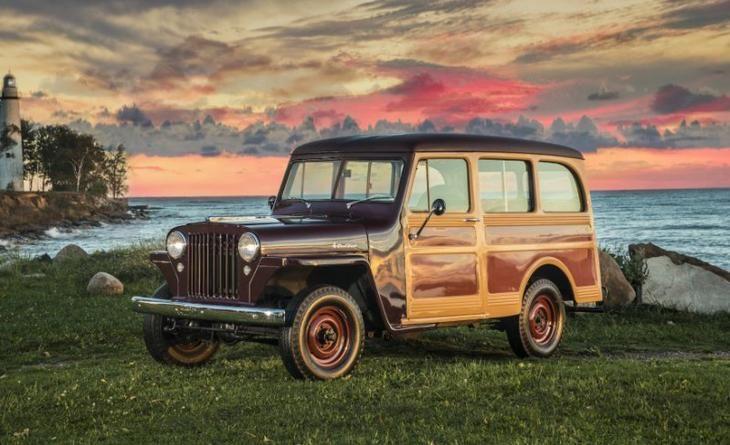 Jeep Willys Wagon 1946 1965 Pinterest Jeep