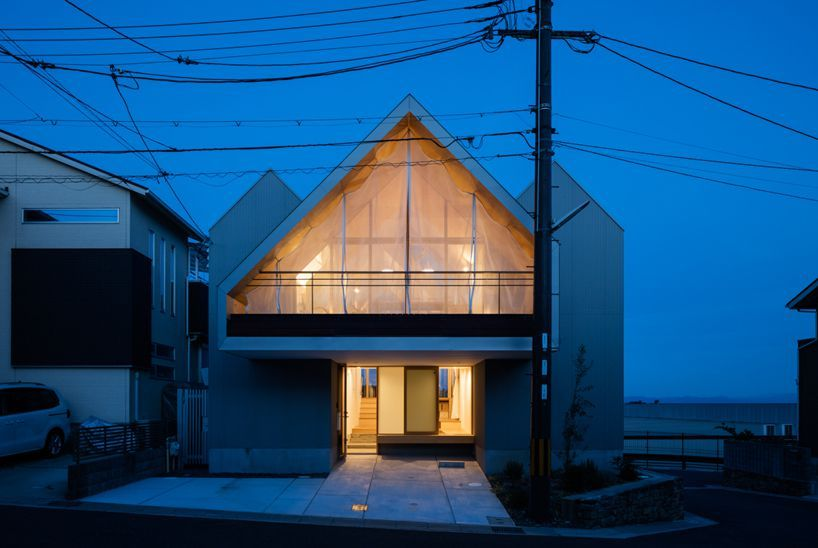 Breezy Japanese house is a clever indooroutdoor dream