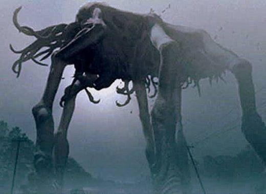 The Mist Movie Creatures Mists Movie Monsters Scary Movie Characters