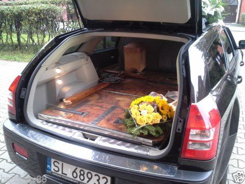Dodge Magnum Hearse Bestattungswagen Leichenwagen Vzpominka A Ucta
