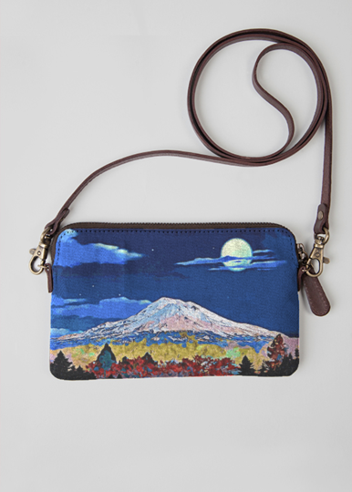 Statement Bag - Mount Shasta Bag by VIDA VIDA 7Pry22fNy