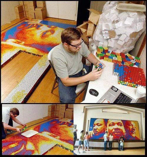 Amazing Effort. Great Use of Tools.