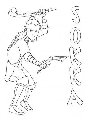 Avatar coloring page 20 | coloring pages | Pinterest | Colorear ...