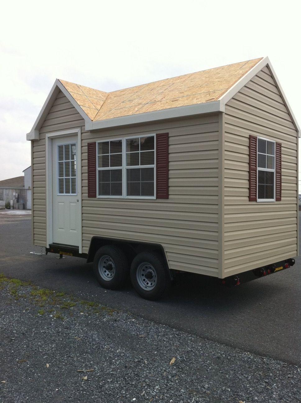 Custom Built Mobile Trailer Shed Shed Shed Floor Plans Recreational Vehicles