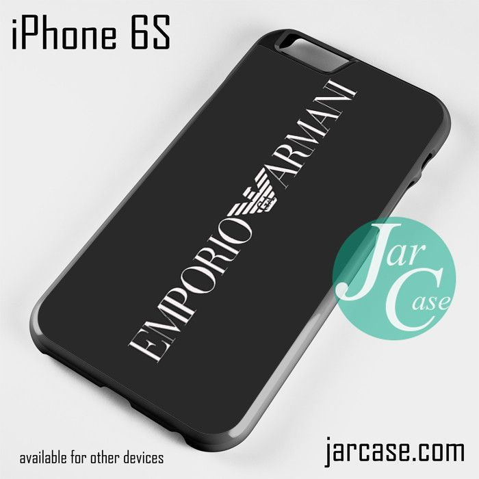 coque armani iphone 6