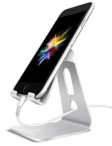Altri Smartphone Samsung S9 S8 S7 S6 S5 S4 S3 Scrivania Rosso HUAWEI Supporto Telefono Lamicall Dock Telefono : Multi-angolo Supporto Dock per Phone Xs Xs Max XR X 8 7 6 6S Plus 5 5S 4 4S