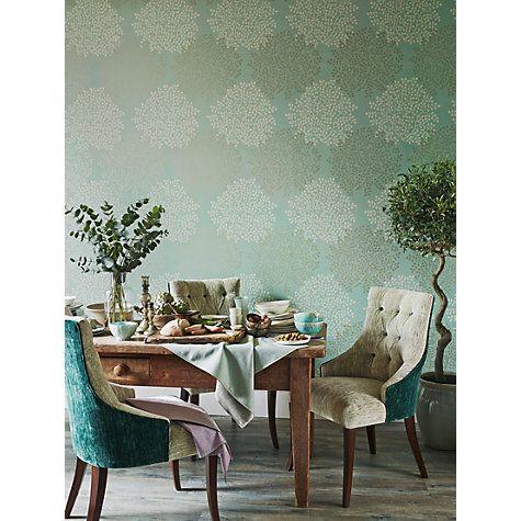 Buy Sanderson Lindos Wallpaper Online at johnlewis.com