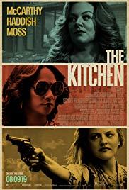 The Kitchen Rainhas Do Crime Poster Elisabeth Moss Filmes Completos Filmes De Mafia