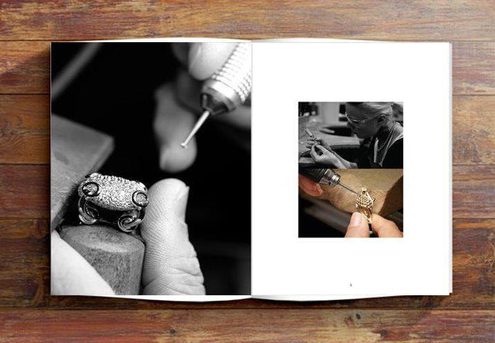 EDesignNo  Giannia Jewelry Brochure  Artist Flyer