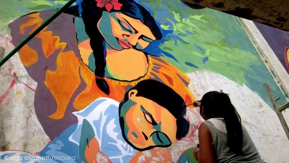 Pintado el Barrio